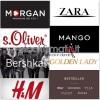 Stock Lotti Abbigliamento e Intimo Nuovo Mango Zara Mohito Bershka H&M Oliver V.Moda Morgan Cache Cache